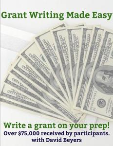 Grant Writing For Educators Made Easy
