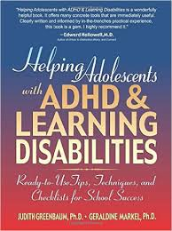 AdolescentsWithADHD - Helping Adolescents with ADHD & Learning Disabilities