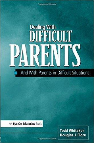 DifficultParents - Dealing with Difficult Parents
