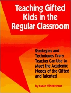 Regular Classrooms And Gifted Learners