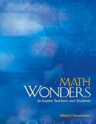 MATHWONDERS - Math Wonders to Inspire Teachers and Students