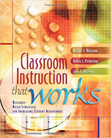 XX - Classroom Instruction That Works – Research Based Strategies